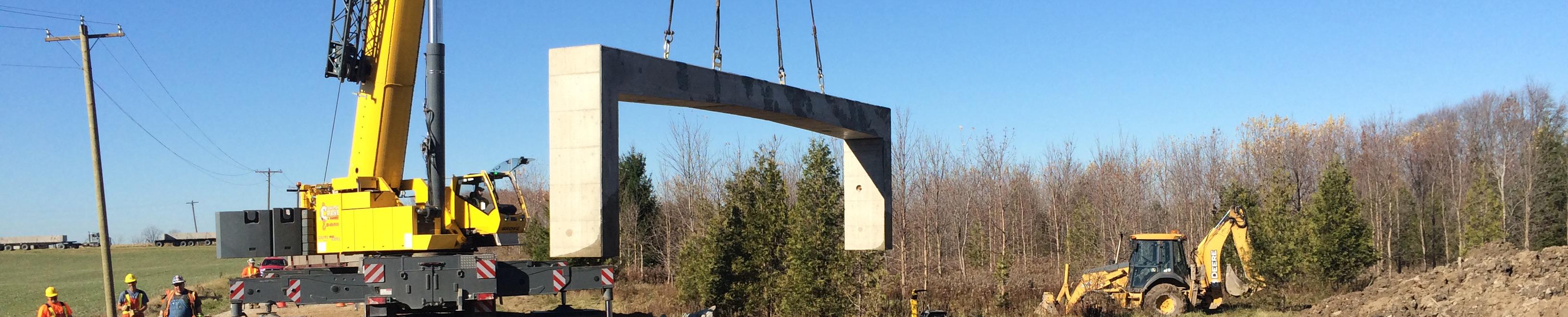 Bridge 417 – Thompson Line