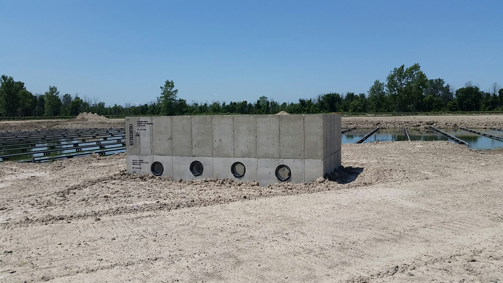 Chambers from Coldstream Concrete