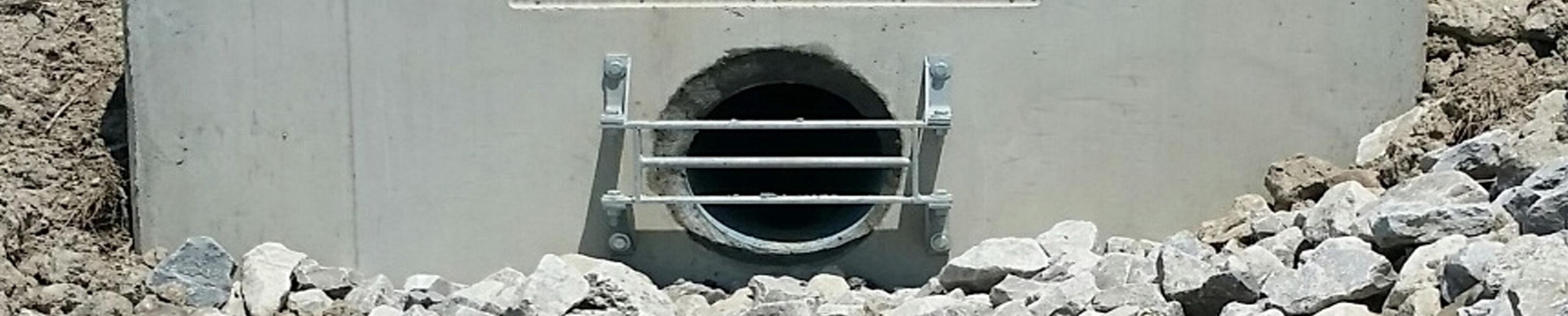 Flat Headwalls 804.03