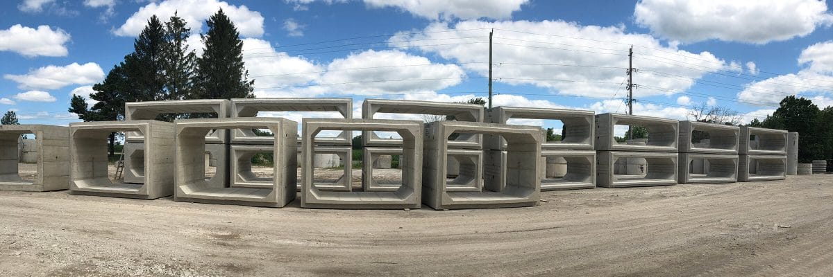Heavy Precast Concrete Culverts Coldstream Concrete