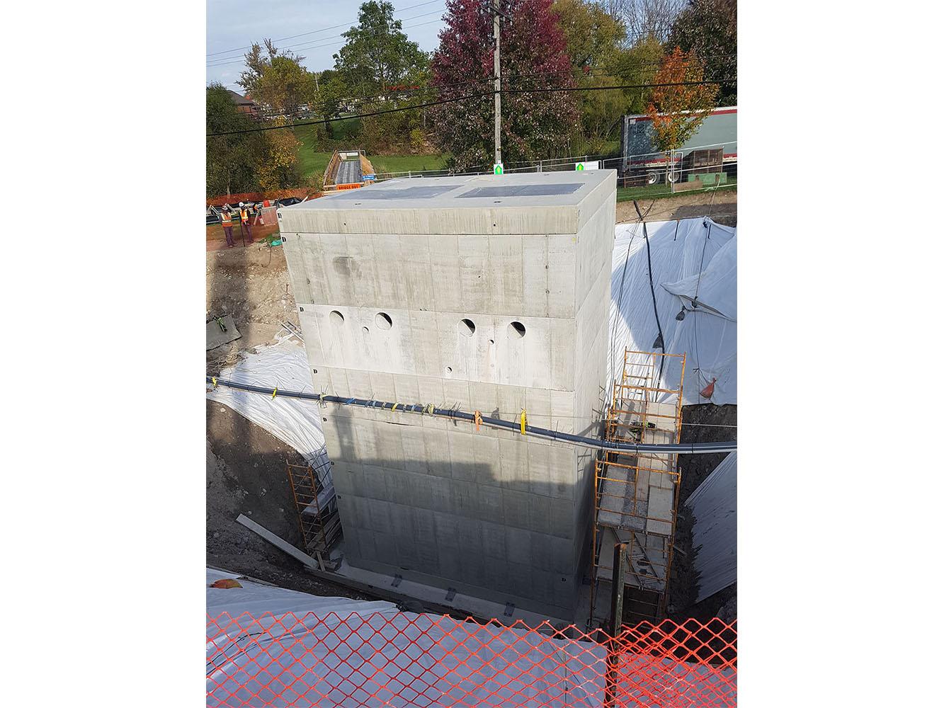 William Street Superload Chamber Pump Station